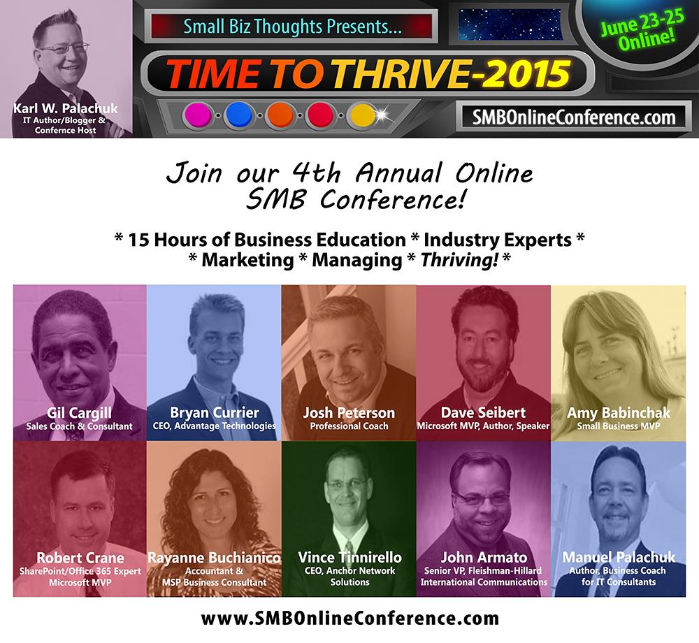 MSP Online Conference