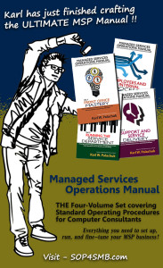 Managed Service Operations Manual